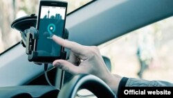 İranda Snapp aplikasiyası ilə çağırılan taksi xidməti populyardır