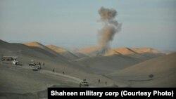آرشیف، جنگ نیروهای امنیتی افغان با گروه طالبان