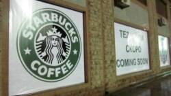 "Aşgabatda ""Starbucks Coffee"" ýapylyp, deregine täze kofehana açyldy"
