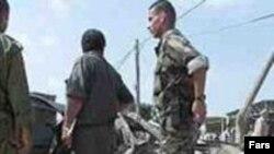 انفجارها در چند متری مرکز فرهنگی آمريکا و در نزديکی کنسولگيری اين کشور صورت گرفت.