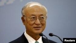 Generalni direktor Međunarodne agencije za atomsku energiju (IAEA) Jukija Amano