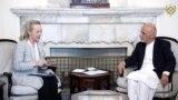 اغلې وېلز کابل کې ولسمشر اشرف غني، اجراییه رییس عبدالله عبدالله او د انتخاباتي کمیسیونونو له چارواکو سره کتلي دي.