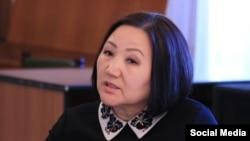 Элмира Эшанова