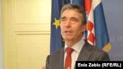 Глава НАТО Андерс Фог Расмуссен