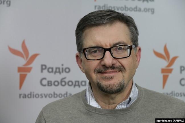 Історик, професор Сергій Плохій