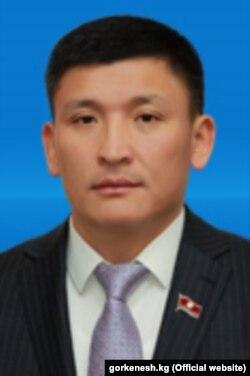 Канат Музуралиев.