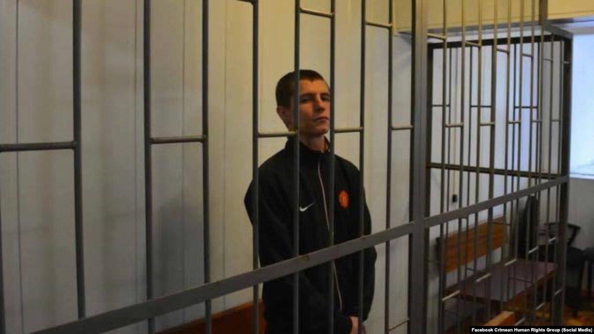 У осужденного в Крыму майданівця в российском заключении ухудшается здоровье – жена