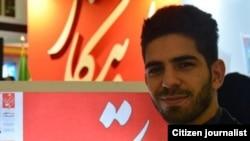 Iran- Iranian journalist- Pouyan Khoshhal - Ebtekar Newspaper
