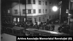 Timișoara, Piața Maria, 16 Decembrie 1989