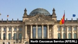 Германи--Берлин, Бундестаг.