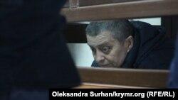 Джеміль Гафаров у суді, Сімферополь, 10 лютого 2020 рік