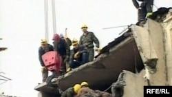 Beşmərtəbəli binada baş vermiş partlayış nəticəsində 5 nəfər həlak olub, 10 nəfərsə xəsarət alıb