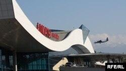 Аэропорт Алматы. Иллюстративное фото.