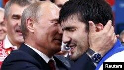 Русия президенты Владимир Путин Лондонда Таһир Хәйбуллаевны җиңү белән котлый