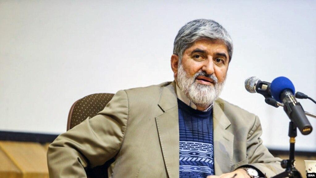 علی مطهری میگوید: در جلسه شورای امنیت وقتی میگویند رهبری مخالف است اعضا رای نمیدهند.