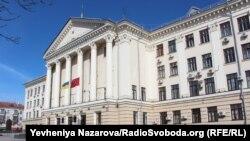 Будівля міської влади Запоріжжя, ілюстративне фото