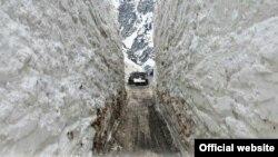 Роҳи Душанбе-Чаноқ