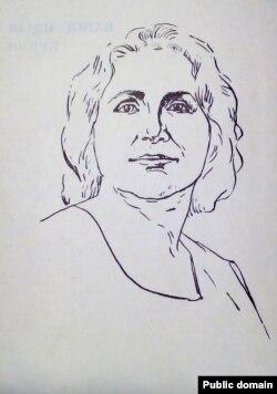 Л. Чурко. Партрэт Канстанцыі Буйло (Выбранае. Мн., 1976)