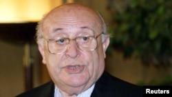 Девятый президент Турции Сулейман Демирель