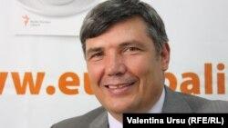 Ambasadorul R. Moldova în Italia, Anatol Urechean