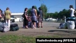 Жители оккупированного Луганска