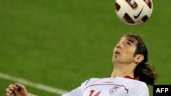Իրանի հավաքականի հայազգի կիսապաշտպան Անդրանիկ Թեյմուրյանը, արխիվ
