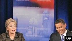 باراک اوباما و هيلاری کلينتون برای اولين بار پس از نبرد خود برای به دست آوردن اکثريت آرای حزب دموکرات آمريکا، روز جمعه در شهر نيوهمپشاير، اتحاد خود را به نمايش می گذارند.