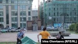 'Free Taisia Osipova!'