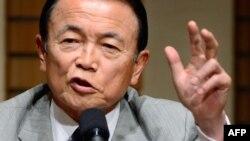 Ճապոնիայի փոխվարչապետ Թարո Ասո, արխիվ