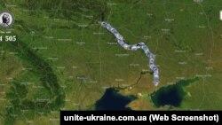 Ланцюг соборності Київ-Сімферополь