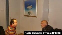 Stipe Mesić u razgovoru s našim novinarom