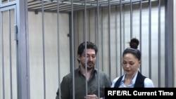 Кирилл Жуков с адвокатом