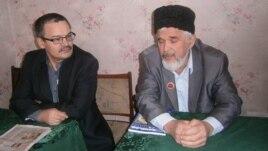 Рафис Кашапов һәм Раиф Галиев