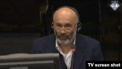 Boro Tadić u sudnici