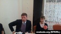Марэк Мігальскі, Марына Адамовіч