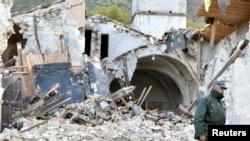 Штета од земјотресите кои ја погодија Италија пред неколку дена
