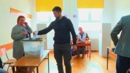 Voters Choose Mayors In Kosovo's Serbian Enclaves