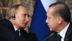 """Продолжение политики: """"ножки Эрдогана"""""""