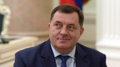 Metamorfoza Milorada Dodika (na fotografiji) pokazuje da je pitanje identiteta u BiH političko pitanje