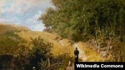 Карл Шпіцвэг, «Суботні надвячорак» (1870)