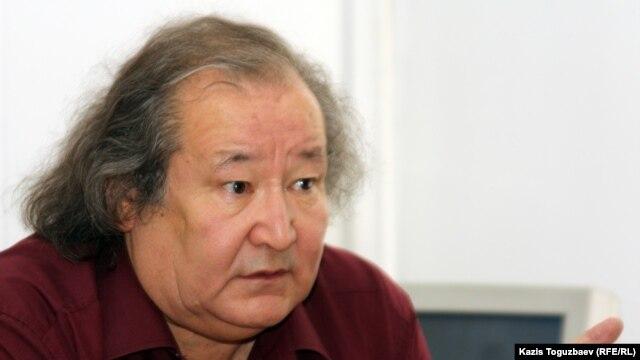 Kazakh theater director Bolat Atabaev