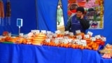 Cut-Price Food, Prizes For Voters In Ukraine's 'Illegal' Separatist Elections