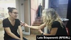 """Biljana Vlahović se prisjeća kako je nekada šišala kosu svojim lutkama, dok danas ima svoje """"prave"""" mušterije"""