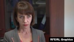 Світлана Нєжнова, генеральна директорка Державного акціонерного товариства «Чорноморнафтогаз»