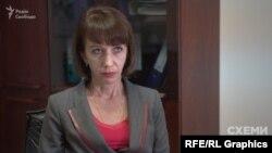 Светлана Нежнова, генеральный директор украинской компании «Черноморнефтегаз»