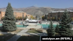 Город Ванадзор, Лорийская область Армении