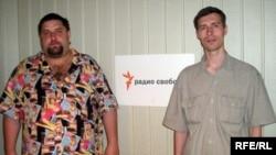 Александр Карасев и Алексей Шуршиков