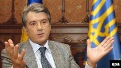 President Viktor Yushchenko