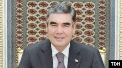 د ترکمنستان جمهور رئيسقربانقلي برديمحمدوف