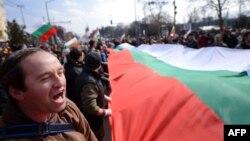 Протестите во Бугарија